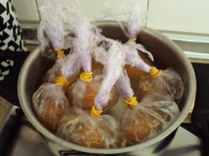 huevos pochados 3