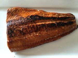 salmon a la plancha
